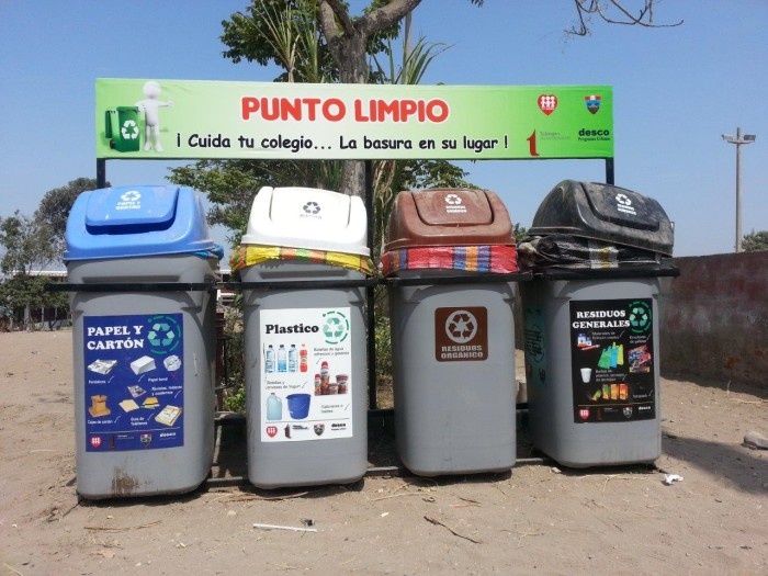 Educación Ambiental para la Gestión y Manejo de los Residuos Sólidos en los colegios Fe y Alegría 17 y Villa las Palmeras