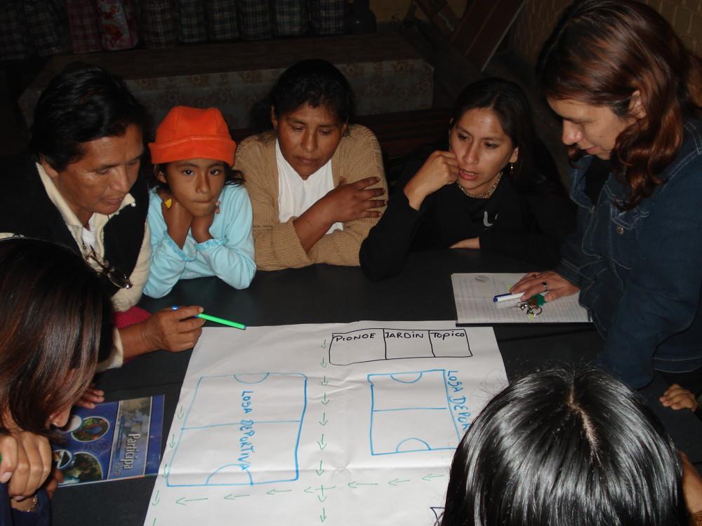 Impulsando estrategias inclusivas para el mejoramiento del hábitat