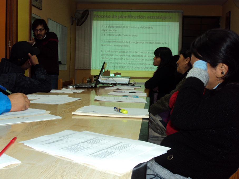Lima Sur en la agenda metropolitana: fortaleciendo la capacidad de incidencia en política de los gobiernos locales y de las organizaciones sociales de base