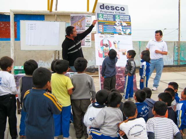 Mejora de la gestión urbano ambiental en un contexto de cambio climático en nuevos barrios de Lima Sur
