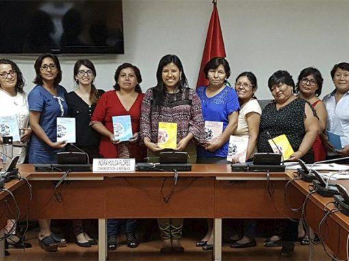 Mujeres de 4 distritos, impulsan una ciudad segura y libre de violencia en Lima Sur
