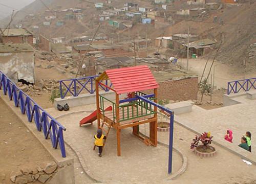 Parque Divino Niño Jesús (después)