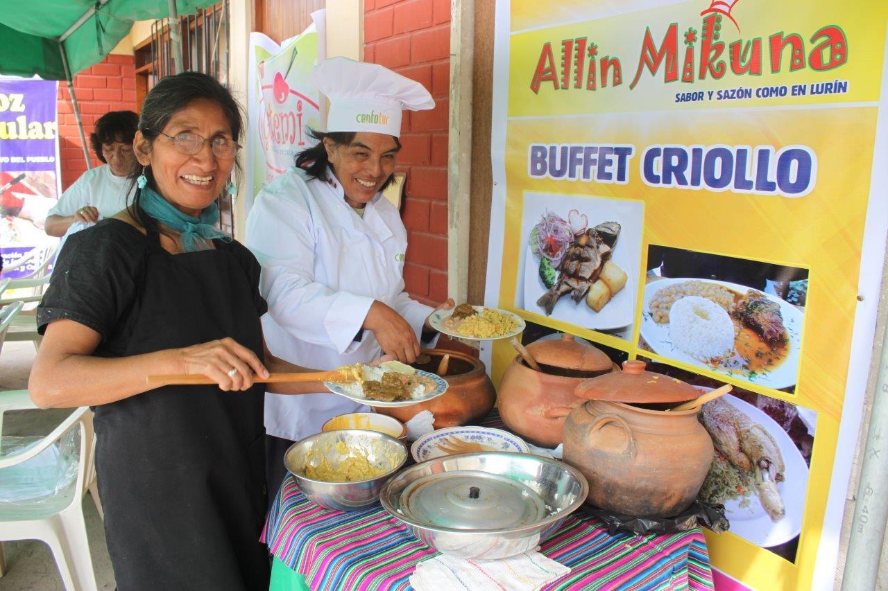 Emprendimientos económicos para la promoción del empleo femenino en Lima Sur