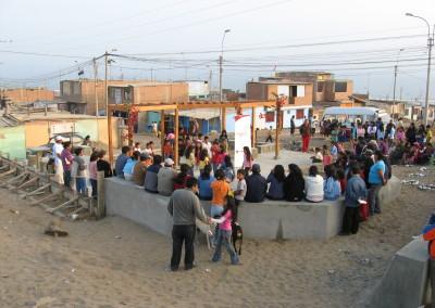 Mejoramiento de nuevos barrios de Lima Sur a través de la participación en la gestión de su desarrollo
