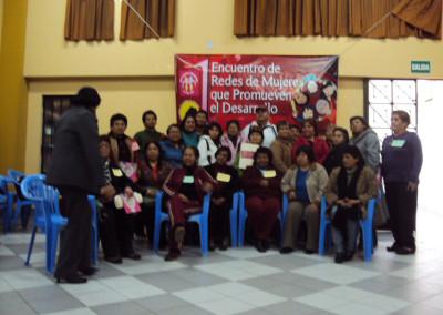 Institucionalizando políticas de gestión urbana participativa en la ciudad de Lima