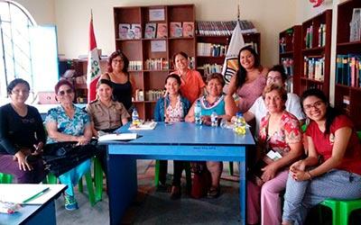 Ni una menos en Lima Sur: promoción de los derechos de la mujeres y prevención de la violencia de género