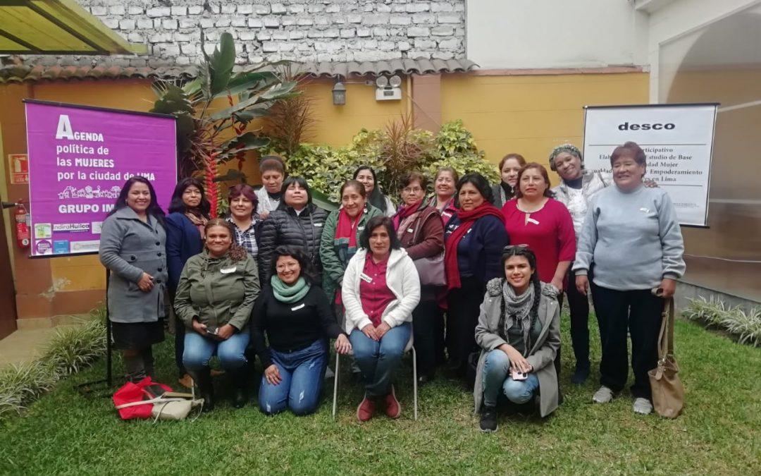CIUDAD MUJER: Igualdad de género y empoderamiento de las mujeres en Lima Metropolitana